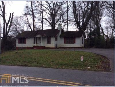 Atlanta Single Family Home New: 2507 Perkerson