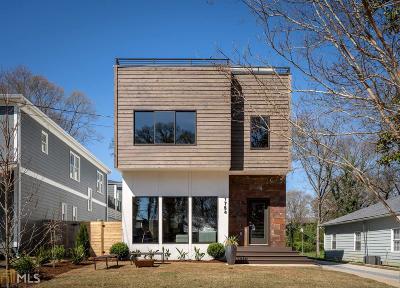 Atlanta Single Family Home New: 175 Cleveland Street