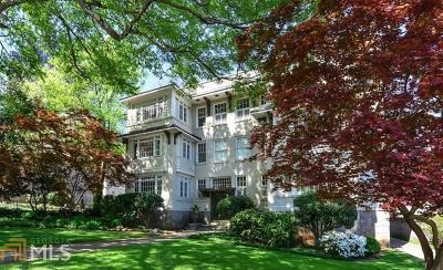 Condo/Townhouse New: 18 Peachtree Cir #12