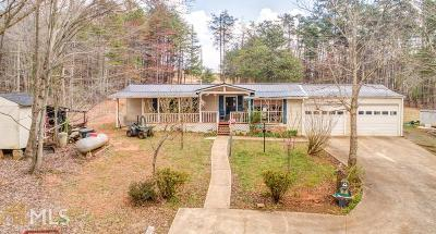 Pickens County Single Family Home New: 102 Holly Hill Road