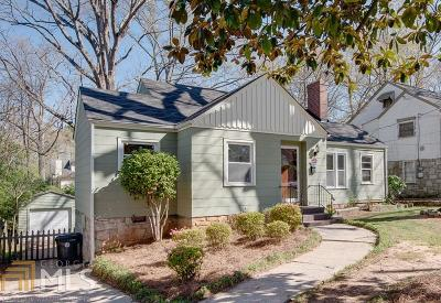 Single Family Home Sold: 1945 Dorsey Ave