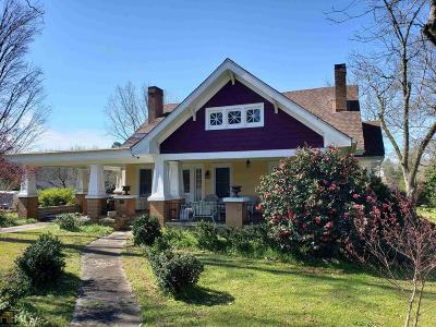 Hart County Single Family Home For Sale: 318 Benson St