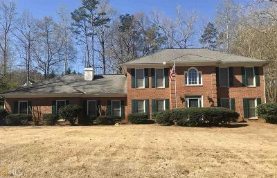 Newnan Single Family Home For Sale: 120 South Shore Dr