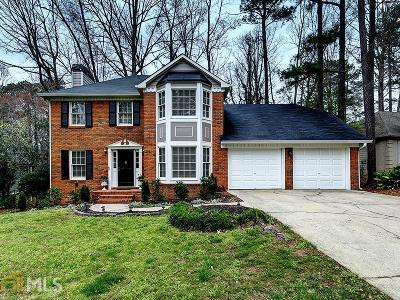 Powder Springs Single Family Home New: 4800 Deer Chase