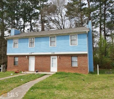 Lithonia Rental For Rent: 2389 Cragstone Ct
