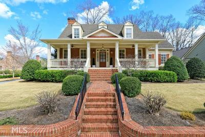 Marietta Single Family Home New: 866 Village Greene