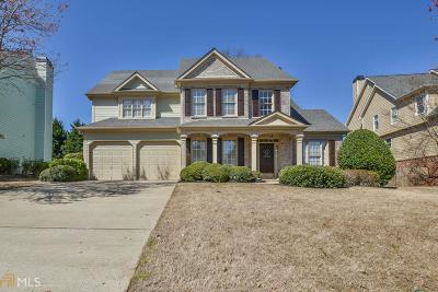 Single Family Home New: 313 Ambrose Creek Dr