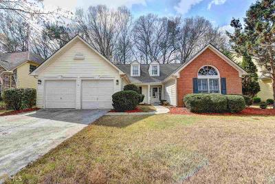Suwanee Single Family Home New: 8570 River Walk