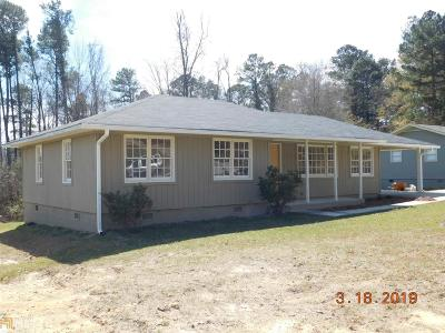 Conyers GA Single Family Home New: $142,900