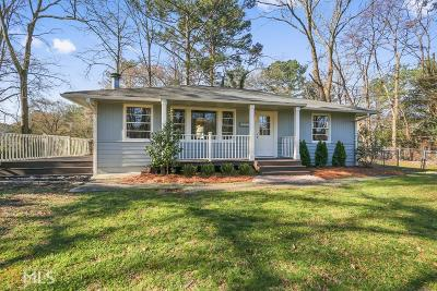 Brookhaven Single Family Home New: 2778 Skyland Dr