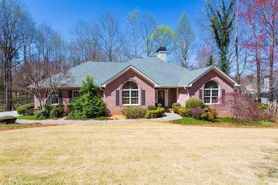 Flowery Branch Single Family Home New: 4811 Upper Berkshire