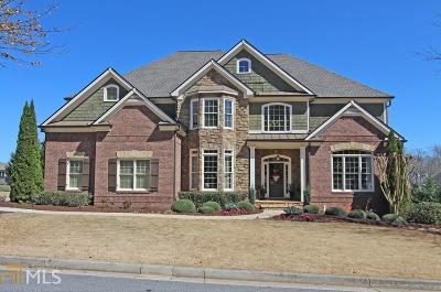 Acworth Single Family Home New: 6289 Fernstone Trl