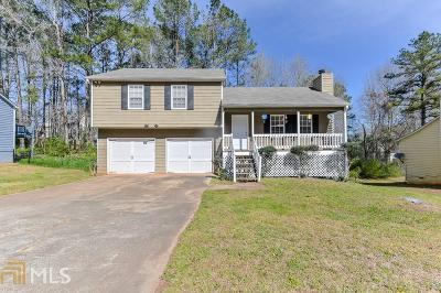 Douglasville Single Family Home New: 6360 Holborne Ln