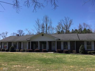 Loganville Single Family Home New: 3707 Loganville