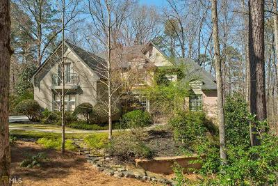 Alpharetta Single Family Home New: 400 Gunston Hall