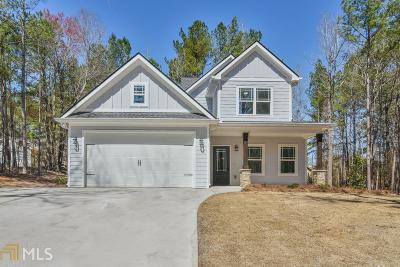 Loganville Single Family Home New: 5201 Gum Creek Drive