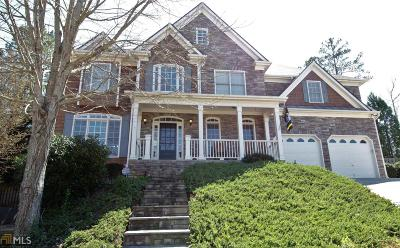 Acworth Single Family Home New: 6083 NW Addington Overlook