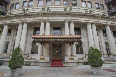 Atlanta Condo/Townhouse Under Contract: 75 Ponce De Leon Ave. 1010