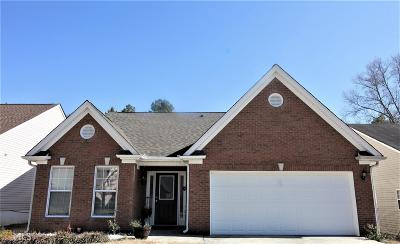 Grayson Single Family Home Under Contract: 1790 Arborwood Dr