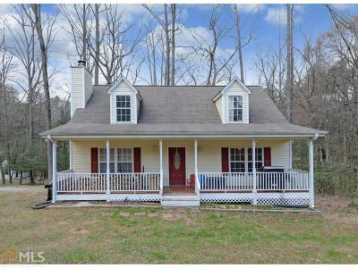 Dawson County Single Family Home New: 137 Crane Road