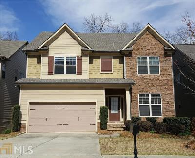 Buford Single Family Home New: 2242 Misty Brook Court