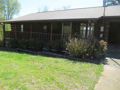 Gainesville Single Family Home Under Contract: 3326 Fork Rd