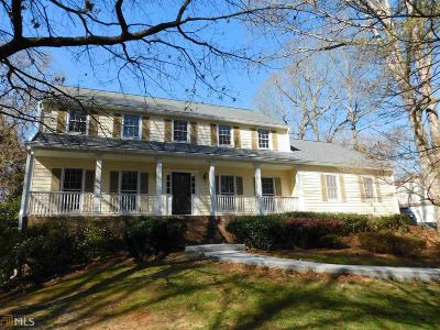 Single Family Home New: 400 Millbrook Trce