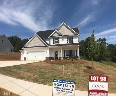 Hall County Single Family Home New: 4422 Highland Gate Pkwy