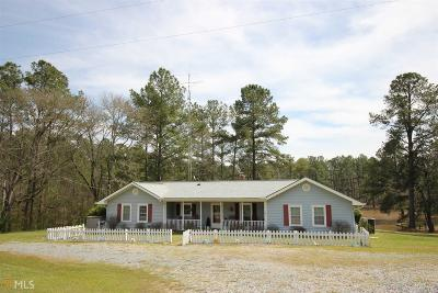 Milledgeville Single Family Home New: 217 Cox Woodland Road #37