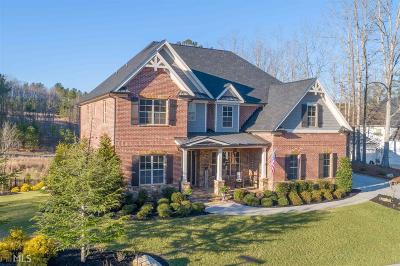 Acworth Single Family Home For Sale: 17 Terrace Vw