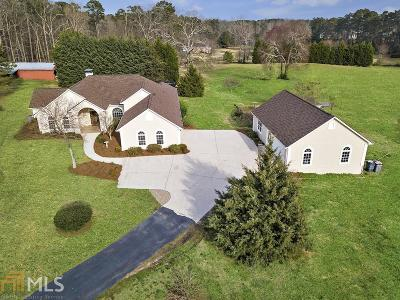 Powder Springs Single Family Home New: 2477 Florence Rd