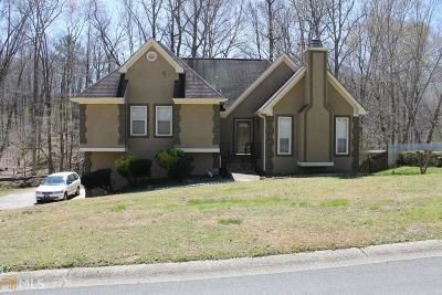Lithia Springs Single Family Home Under Contract: 2041 Oakcreek Dr
