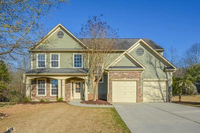 Woodstock Single Family Home New: 342 Park Creek Ridge