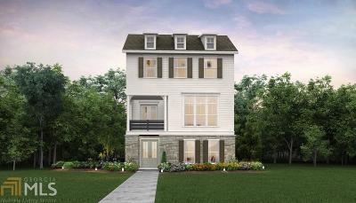 Sandy Springs Single Family Home New: 3003 Eamont Ter