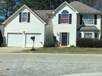 Lithonia Single Family Home New: 6390 Stonebridge Creek