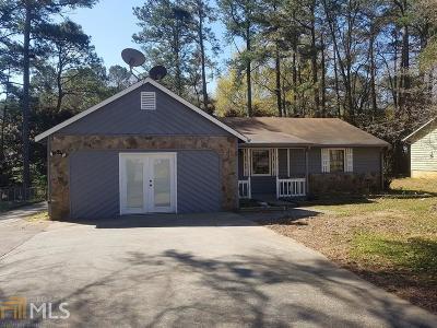 Jonesboro Single Family Home New: 426 Martin Drive