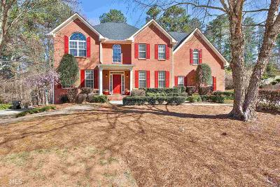 Douglasville Single Family Home New: 4355 Foxfire Ct
