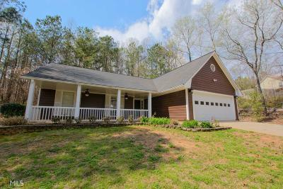 Douglasville Single Family Home New: 5583 Yeager Ridge Dr