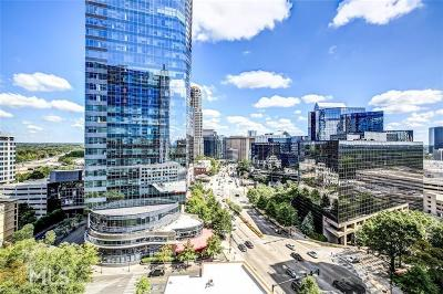 Condo/Townhouse New: 3324 Peachtree Rd #2113