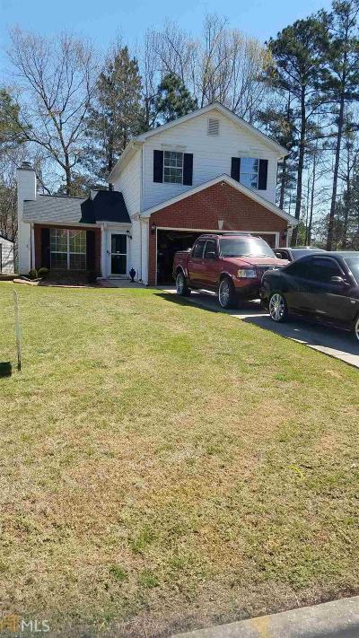 Jonesboro Single Family Home New: 10428 Ivygate Ave #75
