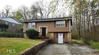 Atlanta Single Family Home New: 835 Plainville Cir