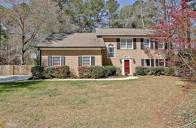 Peachtree City GA Single Family Home For Sale: $299,900