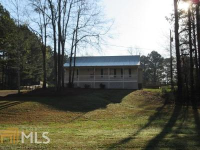 Henry County Single Family Home New: 495 Austin Dr