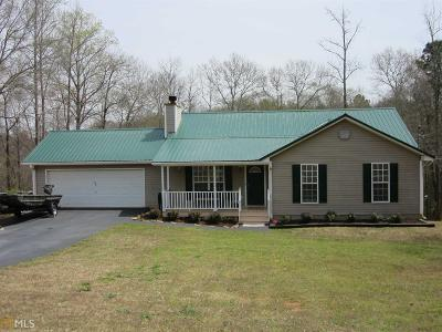 Henry County Single Family Home Under Contract: 111 Fox Run Ct #10