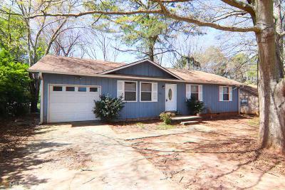Rex Single Family Home New: 6651 Bent Creek Dr