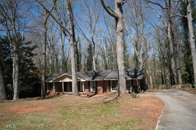 Decatur Single Family Home New: 4286 Harvest Hill Ct