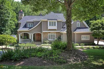 Dahlonega Single Family Home New: 1276 Birch River