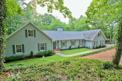 Carroll County Single Family Home Under Contract: 78 Mink Hollow Dr