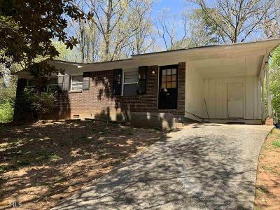 Riverdale Single Family Home New: 6614 Black Bend