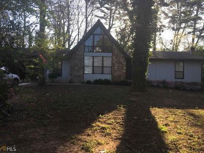 Stone Mountain Single Family Home New: 5467 Fieldgreen Dr